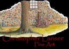 Christopher Lanser Fine Art Banner