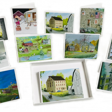 Note Cards, Art Cards, Cards
