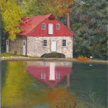 Christopher Lanser, Koser, Lancaster county mill