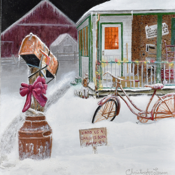 Mailbox Christmas