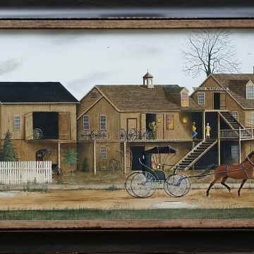 Roseboro Carriage Shop