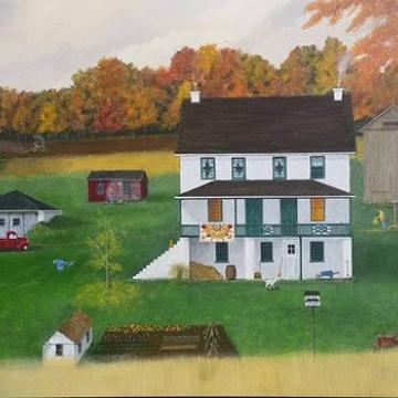 Wilson's Farm  24x36